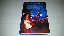 Kingdom Keepers IV: Power Play by Ridley Pearson (2011) SIGNED 1st/1st