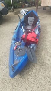 Fishing kayak $400