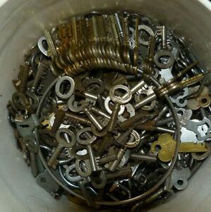 Original Antique Trunk Key Eagle Lock Company No. 29  Ealge Lock Co Trunk Key 29