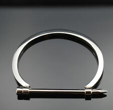 Women's Fashion Jewelry NAIL SPIKE Style Cuff Bracelet Gold Silver CHARM Bangle