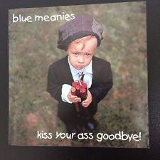 BLUE MEANIES - kiss your ass goodbye ! CD 2TONE REGGAE SKA PUNK JAZZ