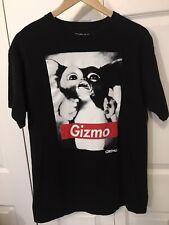 Warner Brothers 100% Cotton Vtg Mens Sz M Gremlins Gizmo Shirt Black