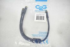 C2G 29164 VELOCITY ONE S-VIDEO MALE TO TWO S-VIDEO FEMALE Y-CABLE