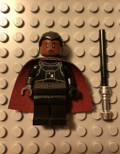 Moff Gideon- Star Wars Lego 75315 Moff Gideon Light Cruiser