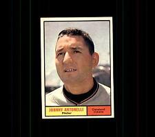 1961 Topps 115 Johnny Antonelli NM #D459541