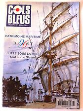COLS BLEUS n°2358 du 13/07/1996; Patrimoine Maritime Brest/ Lutte sous la mer