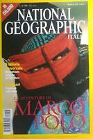 NATIONAL GEOGRAPHIC ITALIA MAGGIO 2001