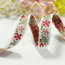 Woven Jacquard ribbon - price for 1 yard
