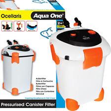 Aqua One Ocellaris External Aquarium Fish Tank Canister Water Filter 3000UV