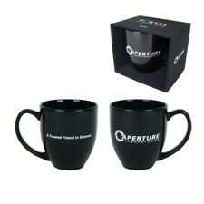 Portal 2 Oversized Mug - Aperture Laboratories   Officially Licensed New
