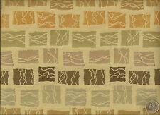 Designtex Senna Sand Painting Mid Century Modern Geometric Upholstery Fabric