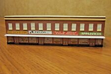 IMEX  4 STORE BUILDING N SCALE BUILT-UP BUILDING