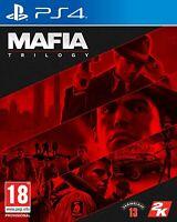 Mafia Trilogy Sony Playstation 4 PS4 Game