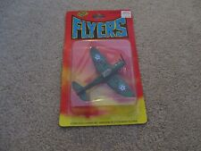Diecast Road Champs Flyers WWII Fighters P-47D Thunderbolt MOC 1988