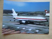SINGAPORE AIRLINES  DC10-3OF  PH-MBN  / collection vilain N°427