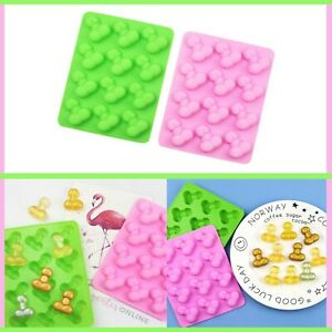 Novelty 12 Holes Willy Penis Tray Tool For Chocolate Ice Jelly Cake Soap Mould