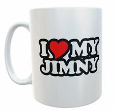 Novelty Mug I LOVE HEART MY JIMNY 4x4 Off Road Car Fan Owner Gift Present