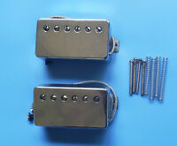 Vintage GRECO MAXON pickup set, Chrome, Excellent, Gibson PAF clone, 1977-82
