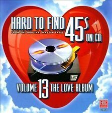 NEW Hard To Find 45s On CD Volume 14 (70s & 80s Pop Classics) (Audio CD)