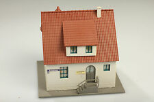 """H0 Einfamilienhaus """"Architekturbüro Planlos"""" Schmutz- Rückbau"""