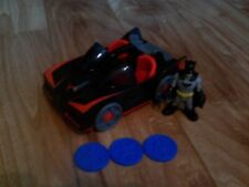 Imaginext DC Super Friends Batmobile with Lights & Batman Figure Set