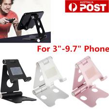 Adjustable Universal Desk Stand Mobile Phone Tablet Holder Portable Foldable AU
