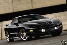 2002 Pontiac FIREBIRD TRANS AM FIREHAWK, Refrigerator Magnet, 40 MIL