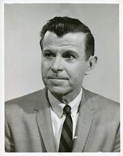 DENNIS DAY PORTRAIT THE HOLLYWOOD PALACE ORIGINAL 1965 ABC TV PHOTO