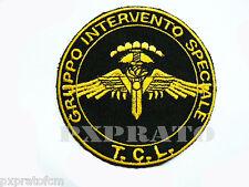 Patch TCL Gruppo Intervento Speciale G.I.S. Carabinieri