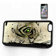 ( For iPhone 4 / 4S ) Back Case Cover P11371 Tiger