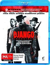 Django Unchained (Blu-ray, 2013) BRAND NEW & SEALED