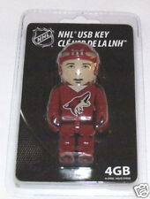 ARIZONA COYOTES Phoenix 4GB USB 2.0 Flash Drive Memory Stick NHL Hockey Player