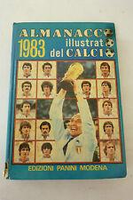 ALMANACCO ILLUSTRATO  DEL CALCIO PANINI 1983 - BUONO