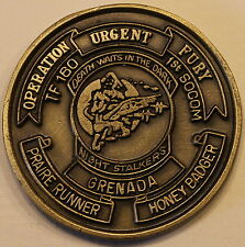 160th SOAR / TF 160 Night Stalkers Army Challenge Coin  / Spec Ops Airborne Regt
