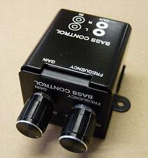 BC-1 Subwooferweiche Bass Weiche Frequenzweiche regelbar Cinch Aktiv-Weiche Bass