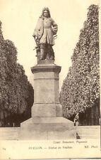 AVALLON 89 statue de vauban éd curet renaudot