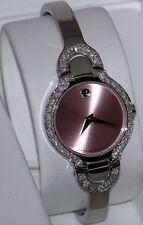 New Ladie's Movado KARA 0605284 0.60 ct.aprx.custom set Movado Diamond Watch.