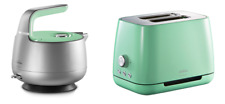 Sunbeam KE8850G TA8820G Marc Newson Kettle and Toaster PACK - Lucite Green