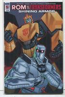 Rom Vs Transformers #5 NM Cover C Shining Armor   IDW Comics CBX37