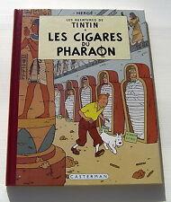 TINTIN LES CIGARES DU PHARAON........FAC SIMILE ..HERGE