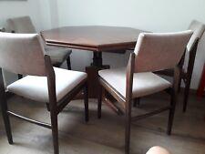 Ausziehbarer Tisch + 4 Stühlen +2 Stühlen Esstischset