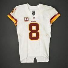 2016 Kirk Cousins Washington Redskins Game Used Worn Nike Football Jersey! NFL