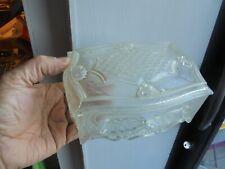 Ancienne Boite à Bijoux Gateaux Bonbons Sucre Plastique Kitch années 60 Vintage