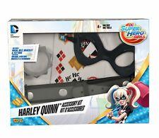 DC Super Hero Girls Harley Quinn Accessory Kit