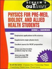 Physics for Pre-Med, Biology, and Allied Health Students by George J....