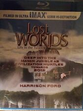 IMAX - Lost Worlds: Life in the Balance (Blu-ray Disc)