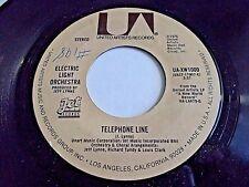 Electric Light Orchestra Telephone Line / Poorboy 45 1974 UAS Vinyl Record