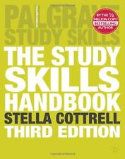 The Study Skills Handbook  (Palgrave Study Skills) By Stella Cottrell