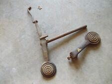 Styled John Deere A Tractor Original Jd Power Trol Engagement Foot Pedals Rod
