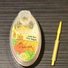 1X Zitrone Shark Aroma Kapseln Zigarette 100 Kugeln Perlen Klick Filter Premium